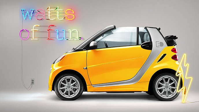 """Move Over, Uber, SF Residents Can """"Yo"""" A Smart Car To Take Them Anywhere They Want Tomorrow"""