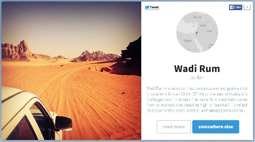 Travel The World From Your Web Browser With This Beautiful Instagram Hack