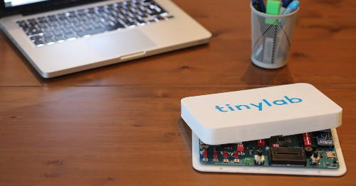 TinyLab Is A Prototyping System In A Box