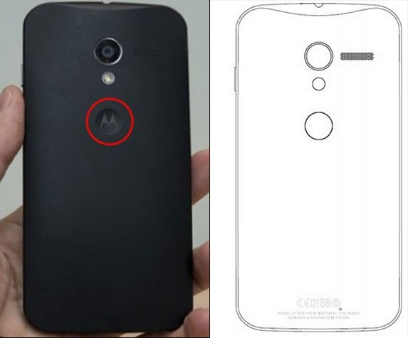 Mystery Motorola Phone Passes Through The FCC, Looks Just Like Early X Phone Leaks