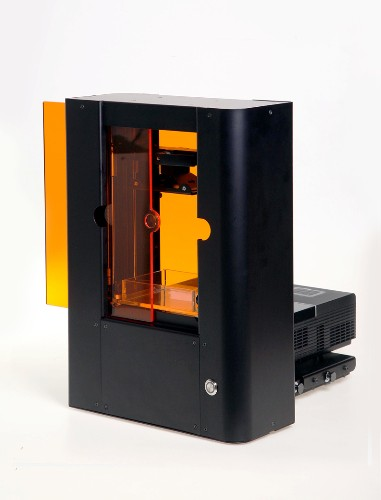 The Stalactite 3D Printer Uses A Projector To Produce High Quality Objects