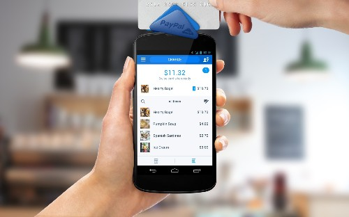 PayPal Expands Further Into Offline Retail And Mobile Payments With New PayPal Here SDK
