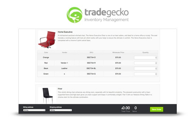 Inventory Management Platform TradeGecko Launches Online Ordering, Starts Taking Beta Users For Its Mobile App And WooCommerce Integration