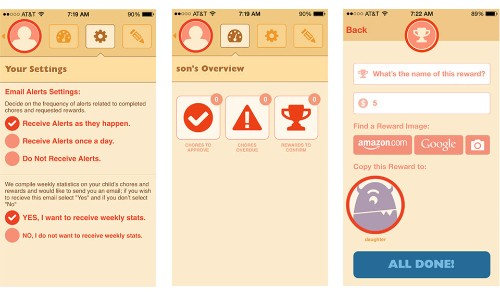 ChoreMonster, An App To Get Kids To Do Their Share, Now Free. Parents Rejoice.