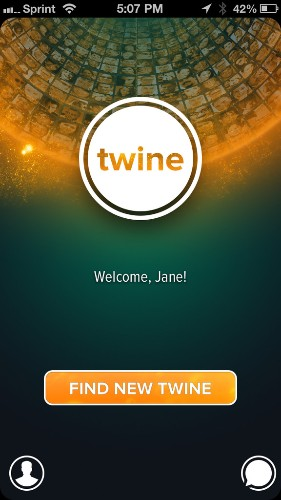 Sourcebits-Incubated Twine Launches On iOS And Android To Flip The Mobile Flirting Game On Its Head