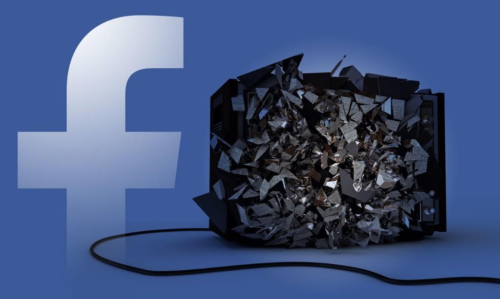 Social network - Magazine cover