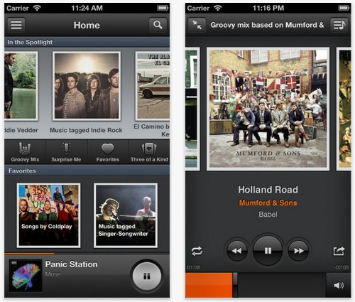 Groove Playlist Generation App Tops 85,000 Downloads In One Day After Going Free
