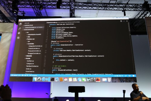 Microsoft Launches Visual Studio Code, A Free Cross-Platform Code Editor For OS X, Linux And Windows | TechCrunch