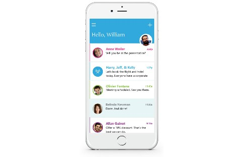 Microsoft Introduces Send, A Short-Form Email App That Works More Like Instant Messaging