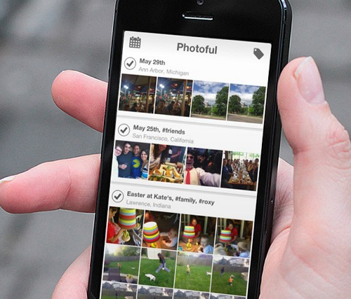 Photoful Improves On iOS 7's Photo Gallery With A More Open, Gesture-Based App
