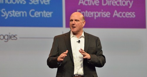 Interview Confirms Ballmer Wasn't Fired, But His Exit Was Accelerated