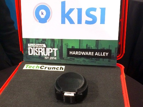 Smart Keyless Access System KISI Lets You Swipe To Open Your Door