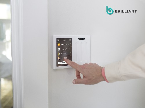 Brilliant's Control is poised to become a main control hub for smart home devices