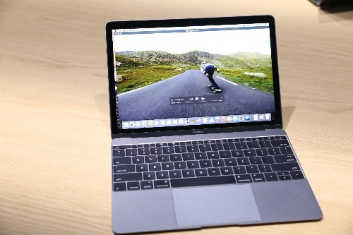 Hands On With The All-New Ultra Thin MacBook With Retina Display