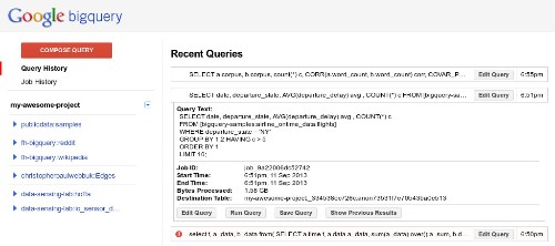 Google's BigQuery Introduces Streaming Inserts And Time-Based Queries For Real-Time Analytics