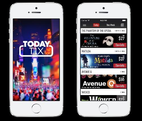 Buy Last-Minute Broadway Tickets With TodayTix