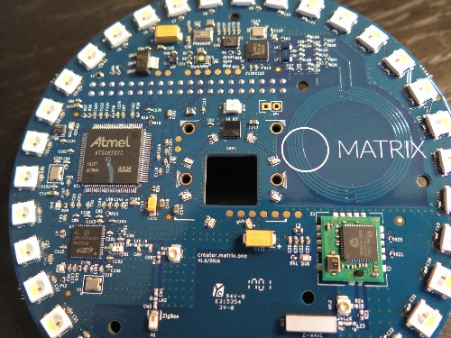 The Matrix Voice is an Alexa for your Raspberry Pi