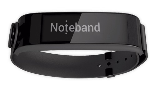 The Uno Noteband Doesn't Waste Time With Notifications