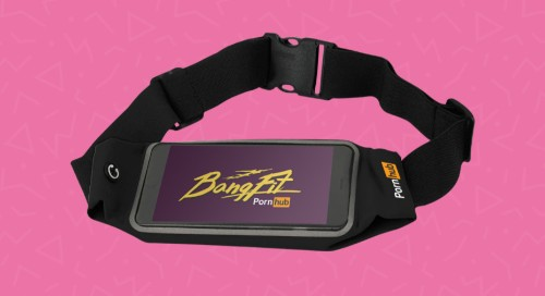 PornHub launches BangFit so you can bang to get fit