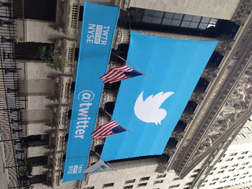 Twitter Flies On Its First Day As A Public Company: Shares Pop 74% On First Trades, Debuts At $45.10 And $31.8B Valuation
