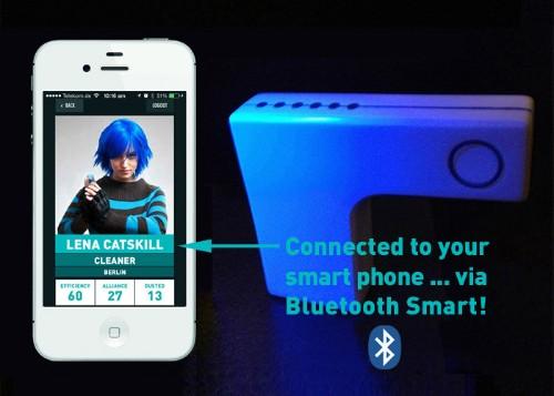 Dustcloud Transforms You Into a Virtual Assassin