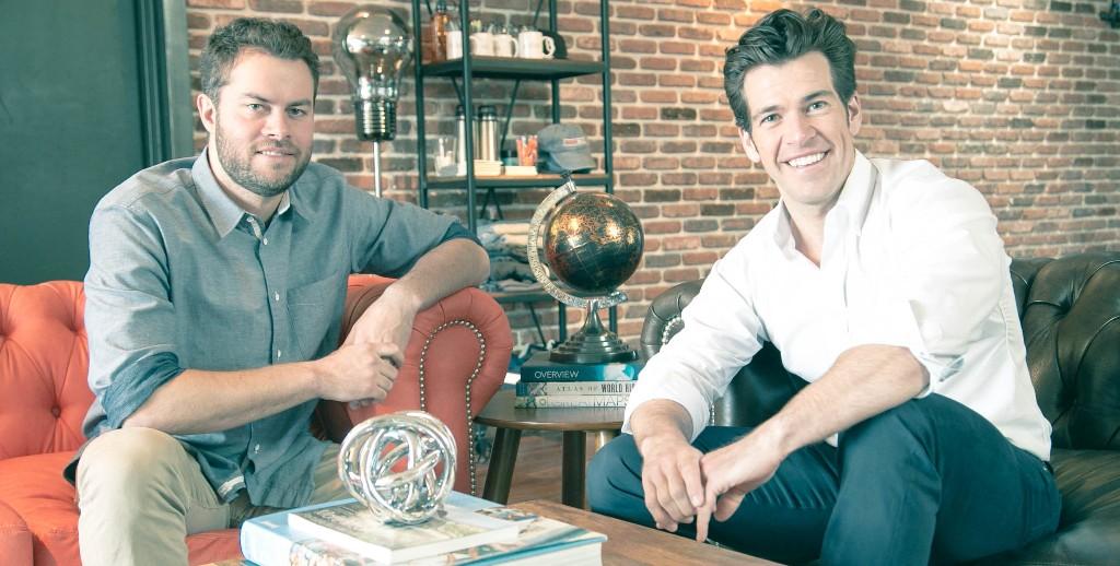 Business & Entrepreneurs - Magazine cover