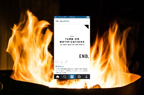 Instagrammers really want you to turn on notifications to avoid death by algorithm