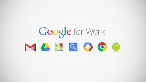Google Doubles Down On Productivity With 'Google For Work' Rebrand