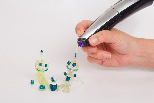 The CreoPop Pen Is The Easiest Way To Get Into 3D Art