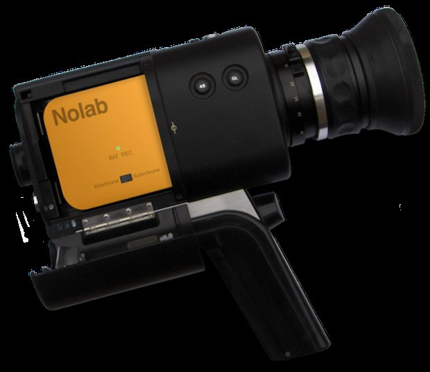 The Nolab Digital Super 8 Cartridge Could Digitize Your Old Movie Cameras