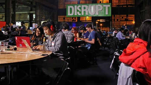 Diversity, Tamales, and Hardware at the Disrupt Hackathon