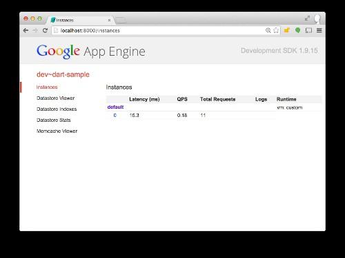 Google Brings Its Dart Programming Language To App Engine