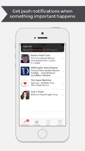 App.net Launches Broadcasts, Push-Based Custom Newsletters Engineered For Mobile