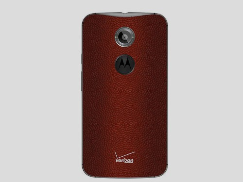 Activate Your Red Zones: Verizon Has A Football Leather Moto X