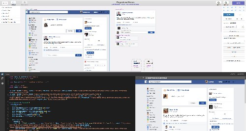 Pagedraw UI builder turns your website design mockup into code automatically