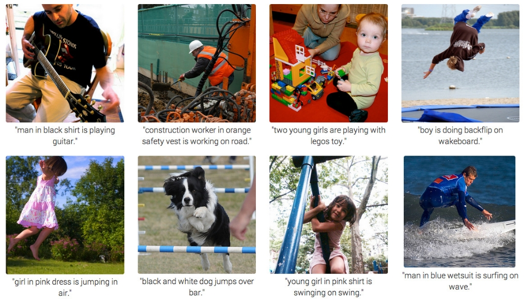 Google, Stanford build hybrid neural networks that can explain photos