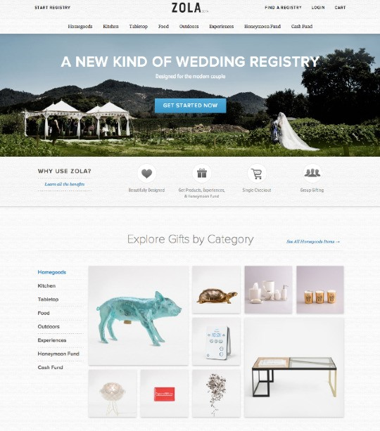 Gilt Founder Kevin Ryan's New Startup Zola Wants To Reinvent The Wedding Registry