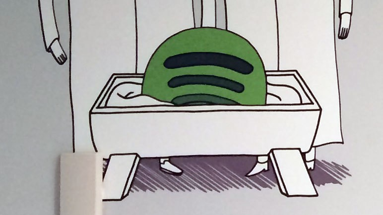 Spotify Expands Curation Services With The Launch Of Fresh Finds