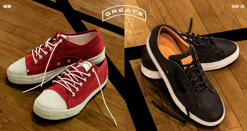 Greats, The Brand For Men's Footwear, Closes $1.5M Seed Round Led By Resolute