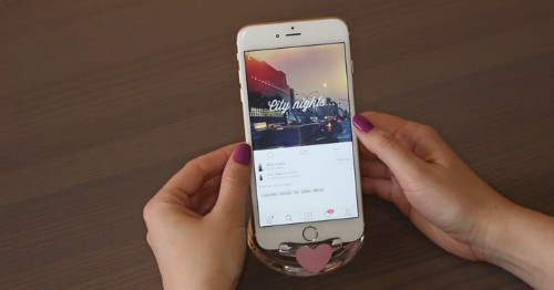 We Heart It, An Image-Sharing App Used By 30M Young Women, Adds Messaging