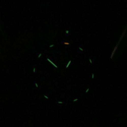 Not Quite Smart, The Luminox ANU Chronograph Is At Least Quite Bright