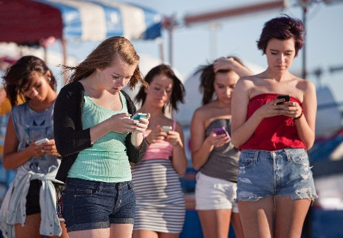 Messaging App Jott Is Blowing Up Among Junior High And High Schoolers