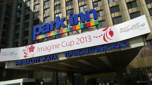 Microsoft's 11th Imagine Cup Student Software Competition Kicks Off In Russia With More Than $1M In Prizes On The Line