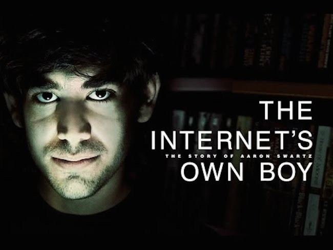 Watch This Film About Why Aaron Swartz Matters More Than Ever