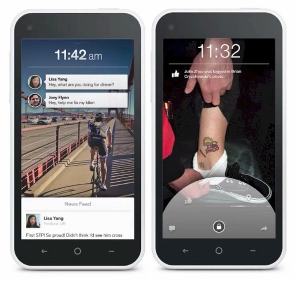 """""""Designing Facebook Home"""" Video Gives Rare Look At Prototypes And Iteration Process"""