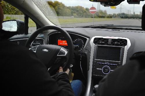 Next-gen Ford driver assist includes auto backup braking, evasive steering help