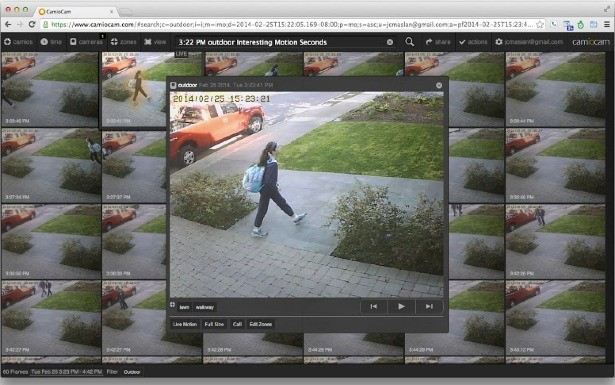 CamioCam Turns Any Web Or Video Camera Into A Smart, Cloud-Based Monitoring Device