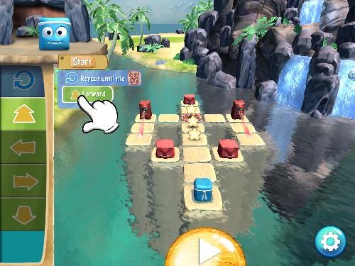 Meet Box Island, a new iOS game that aims to teach kids the fundamentals of code