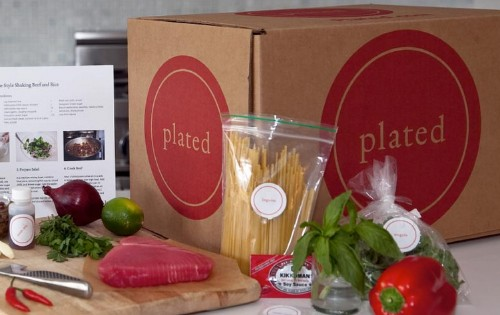 Plated, The Startup That Delivers Fresh Ingredients To Your Door, Launches In SF