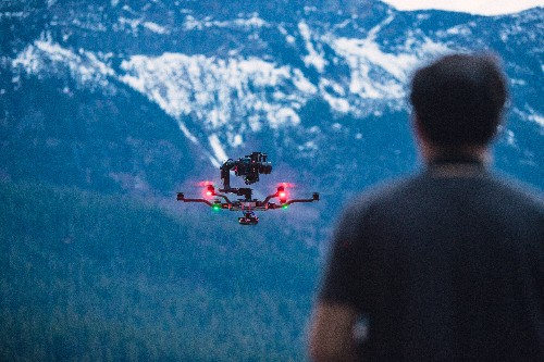 Freefly's New Alta Drone Lets Cinematographers Mount Their Cameras On Top